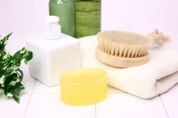 肌断食は石鹸を使うと乾燥でガサガサ!?オススメの洗顔方法とは